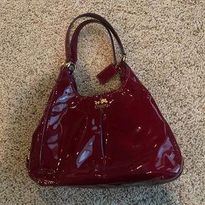 21bb94374142 Michael Kors Bags | Red Square Crossbody Bag | Poshmark